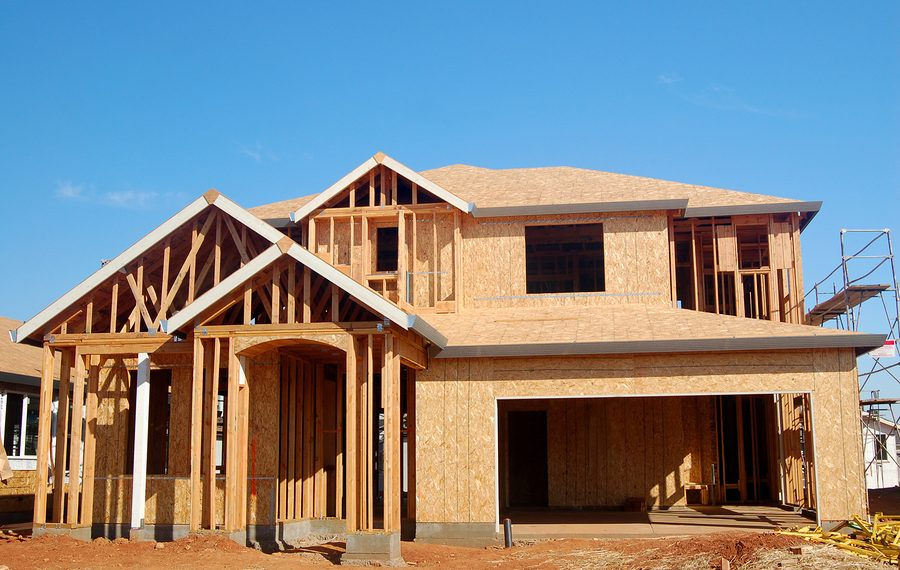 New Construction in Canyon Lake